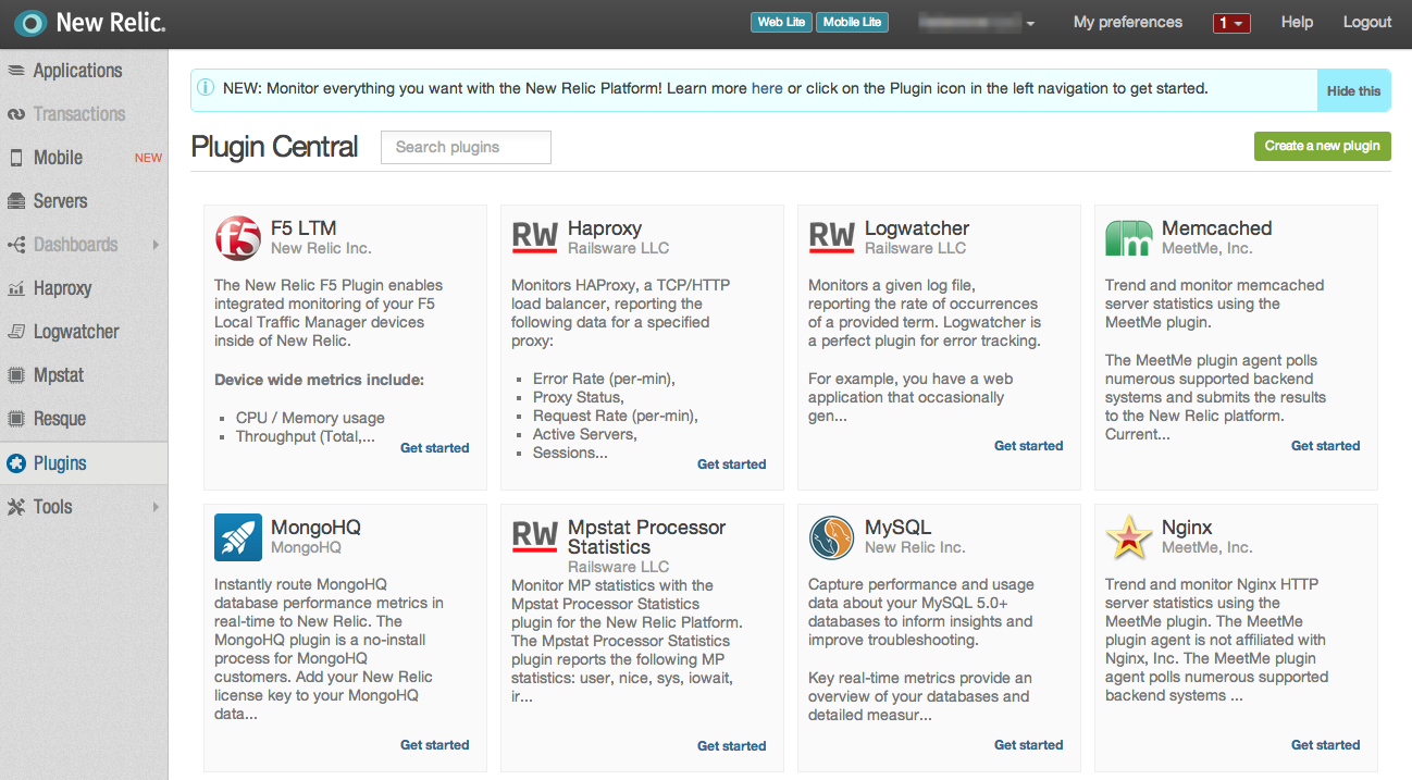 Plugin Central - New Relic 2013-06-19 16-07-12