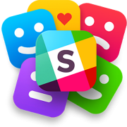 Slack custom emoji to poll groups quickly