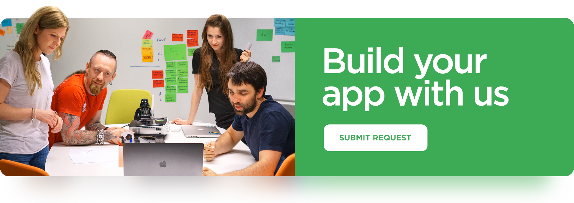 Build Your App With Us
