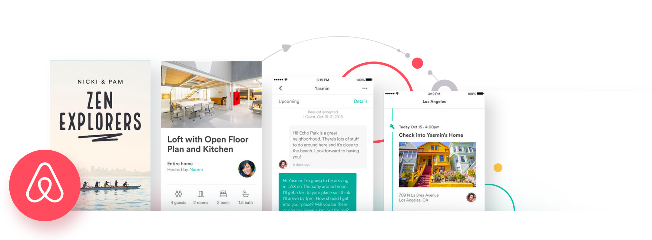 AirBnB React Native App