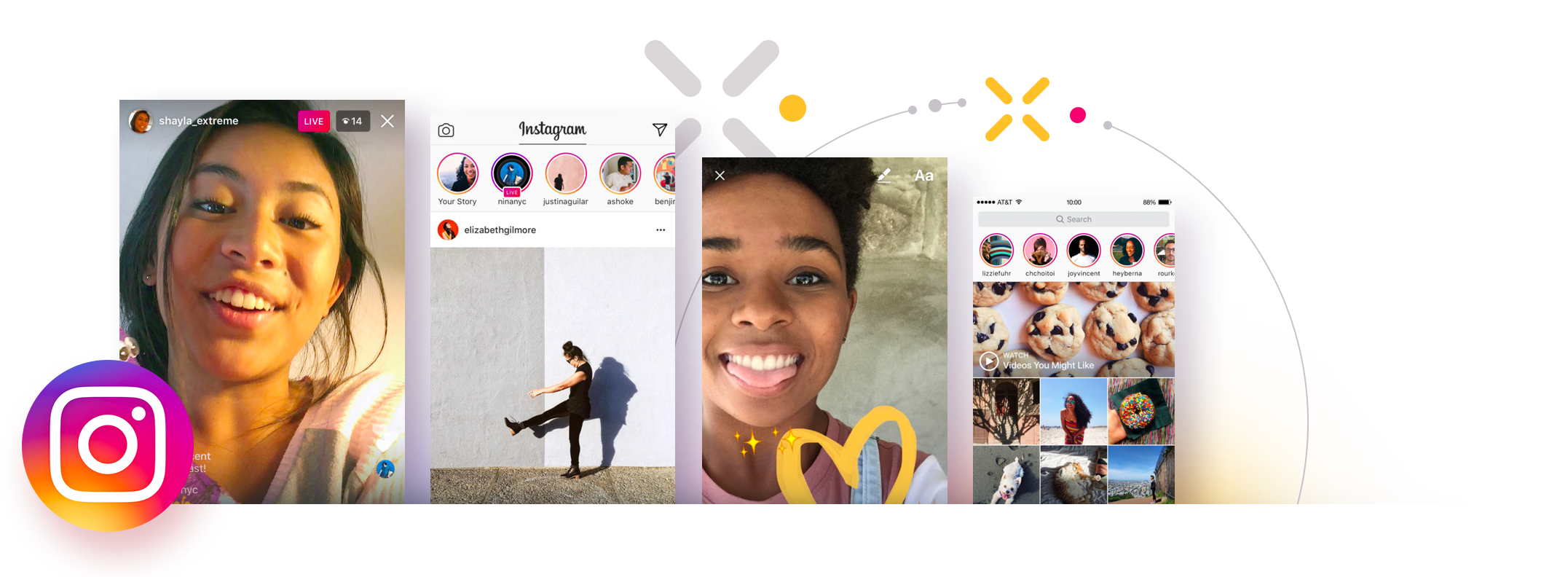 Instagram React Native App