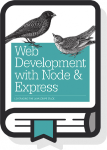 Web development with Node and Express Brown