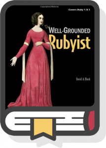 Well-Grounded Rubyist Black