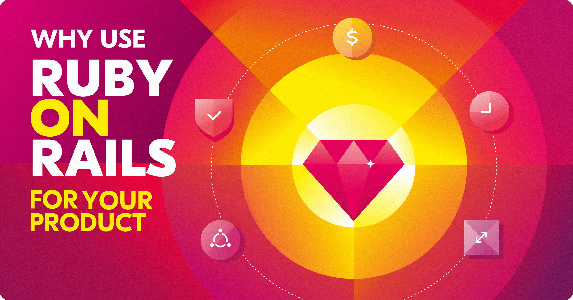 Why use Ruby on Rails for your product