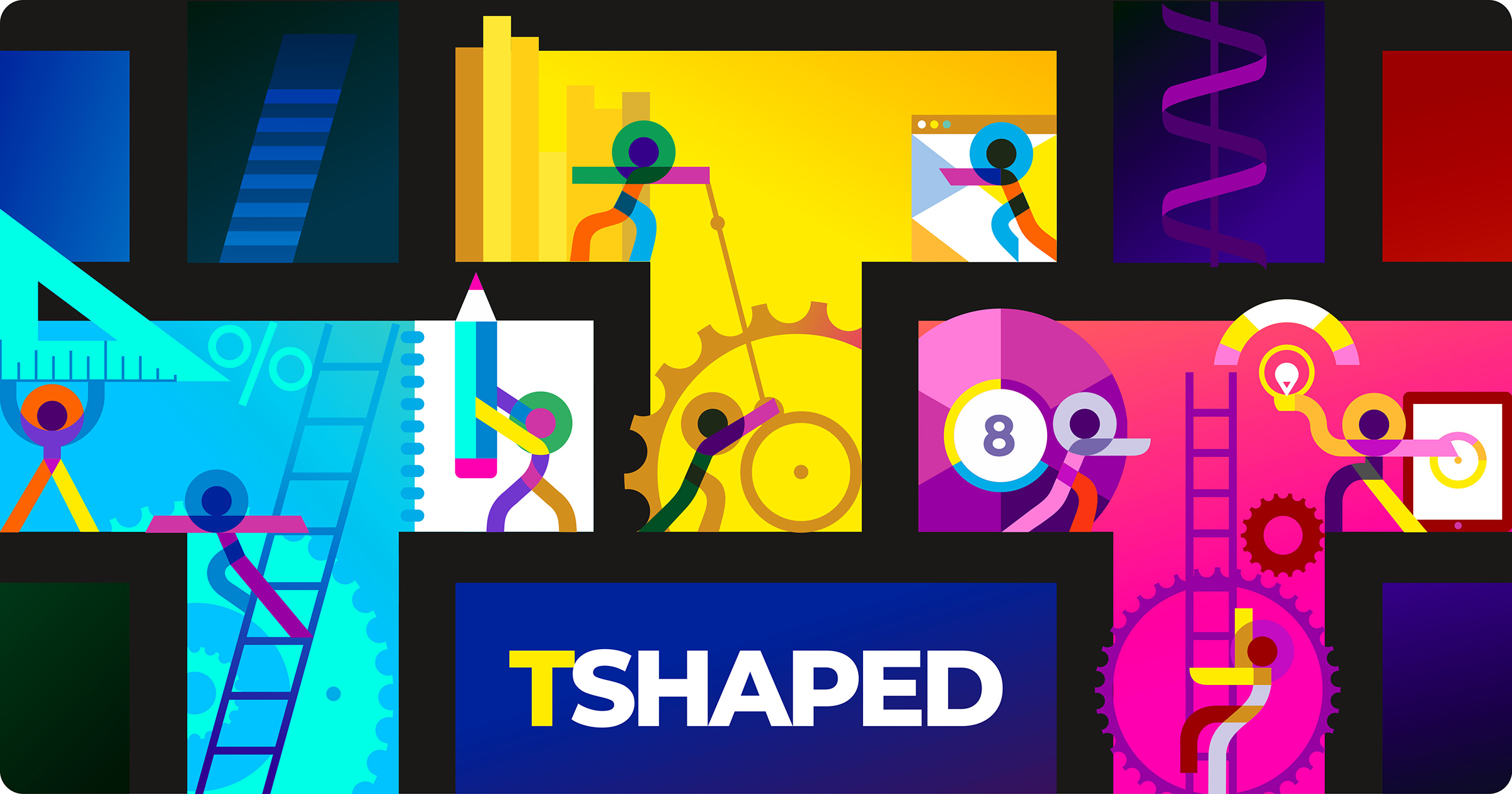 How to apply T-shaped skills in product development