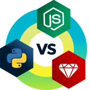 Python, Ruby and Node.js comparison