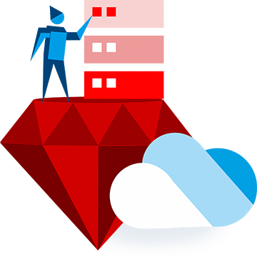 Ruby on Rails hosting services to land your app at