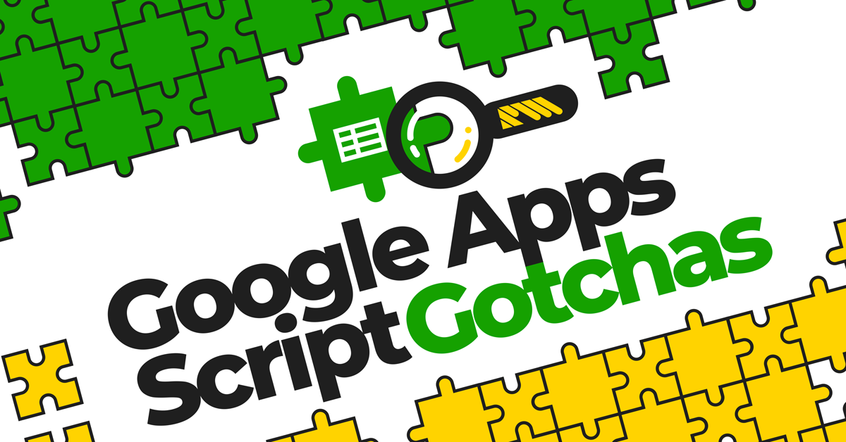 Google Apps Script Tips to build Add-ons | Railsware Blog