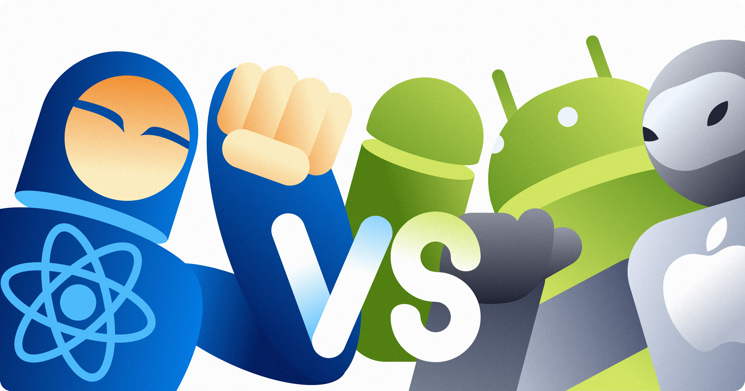 Mobile Development: React Native or iOS with Android?