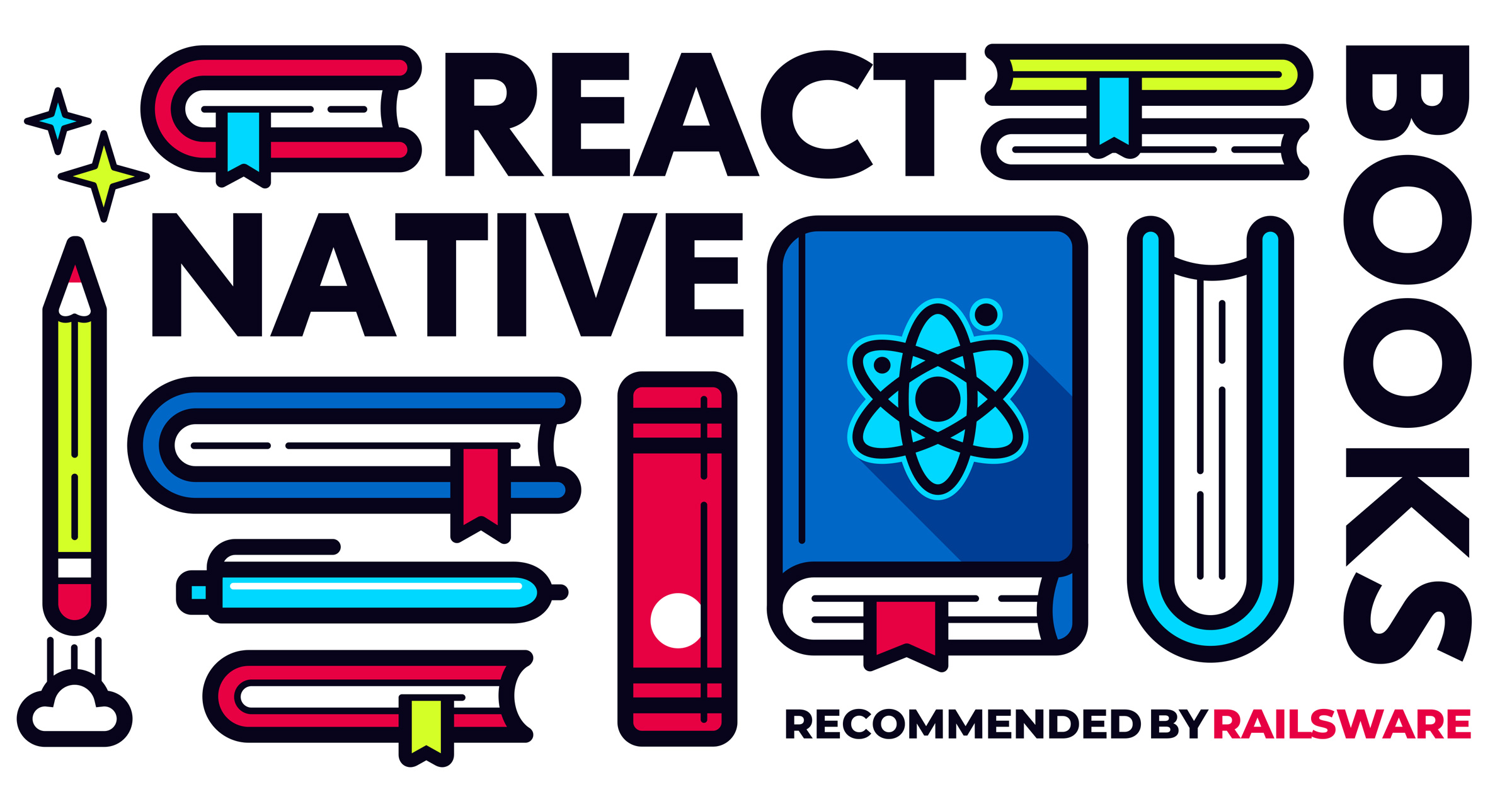 React Native books to learn the mobile development