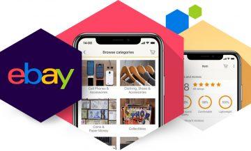 Nodejs App - Ebay