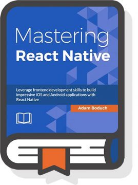 Mastering React Native by Eric Masiello