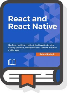 React and React Native by Adam Boduch