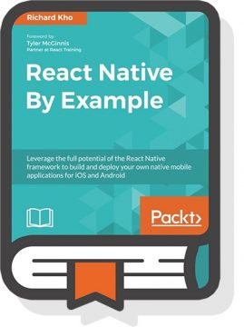 React Native By Example by Richard Kho