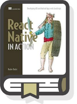 React Native in Action by Nader Dabit