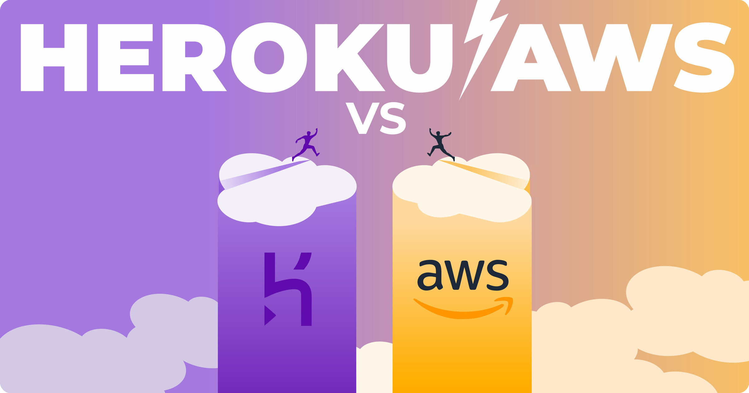 Heroku and AWS - hosting services comparison
