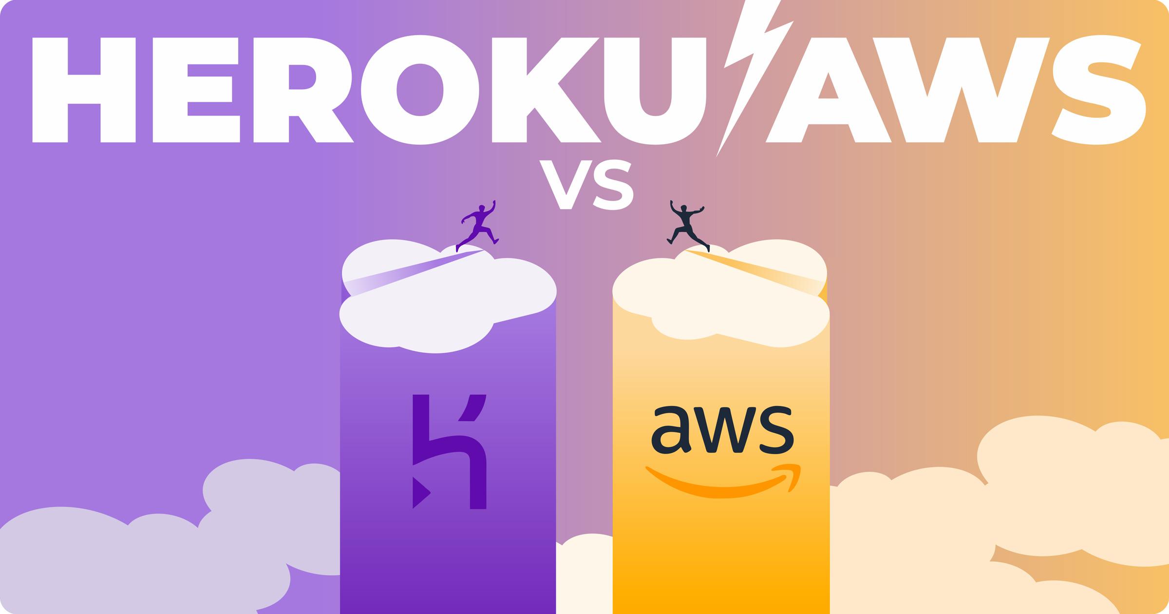 Heroku and AWS - hosting services comparison