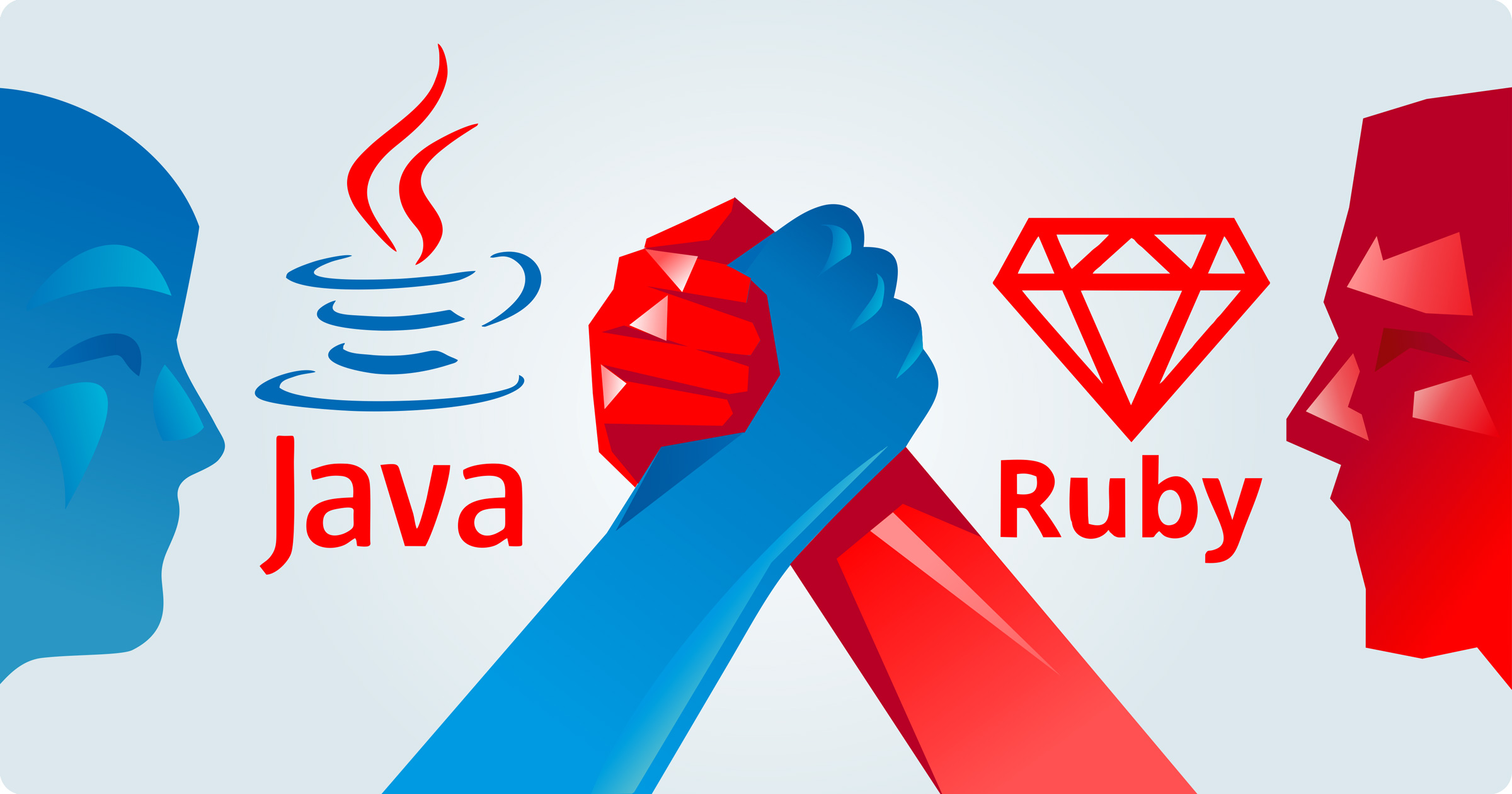Ruby vs Java - which technology to choose?
