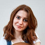 Ingrid portrait