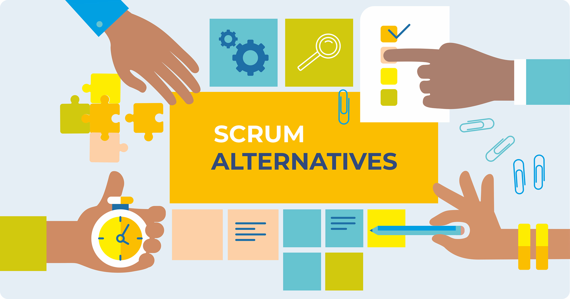 Scrum-Alternatives