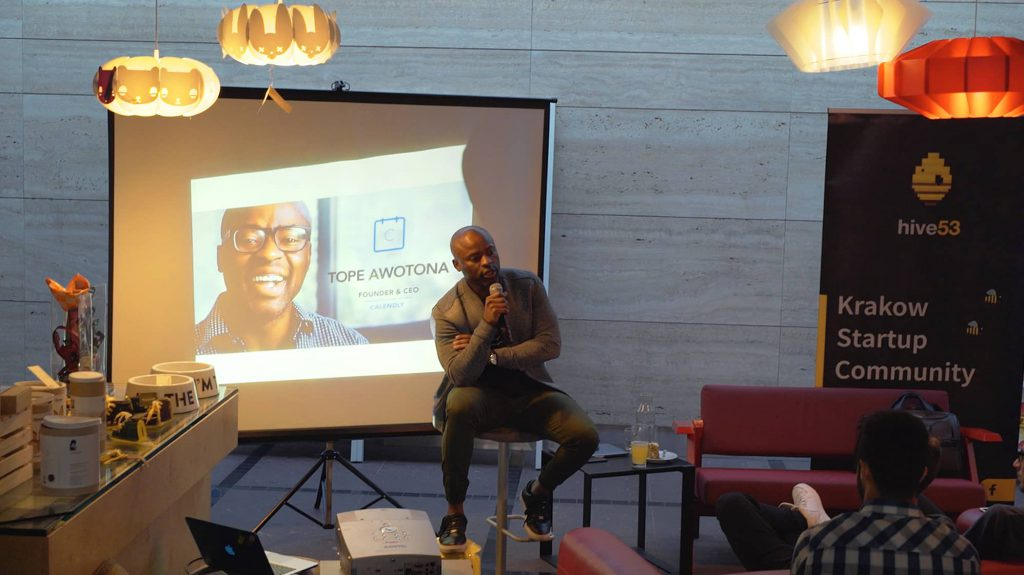 Tope Awotona's talk